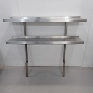 Used   Stainless Shelves For Sale