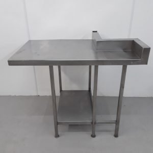 Used   Stainless Table Stand For Sale