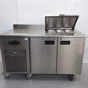 Used Foster EPRO1/2H Bench Fridge For Sale