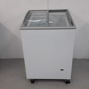 New B Grade Tefcold ICB100SCEB Ice Cream Display Freezer For Sale