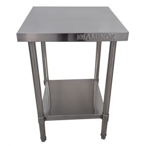 Brand New Diaminox  Brand New Stainless Steel Table For Sale
