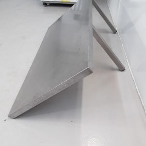 Used   Stainless Wall Shelves For Sale