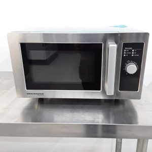 New B Grade Menumaster CM519 Microwave Manual 1000W For Sale