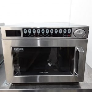 New B Grade Samsung CM1529 Microwave Programmable 1500w For Sale