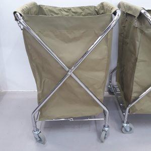 New B Grade  L616 Linen Trolley For Sale