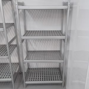 Used   4 Tier Rack Shelves For Sale