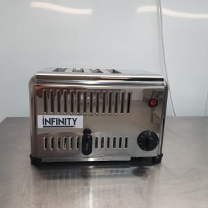 Brand New Infinity IN-SLICE4 Toaster For Sale