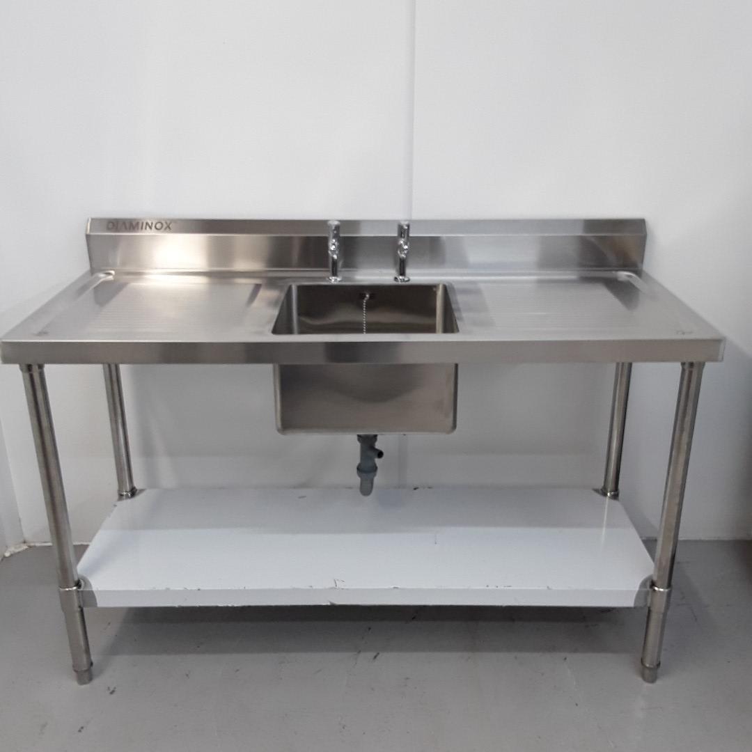 New B Grade Diaminox  Single Sink For Sale