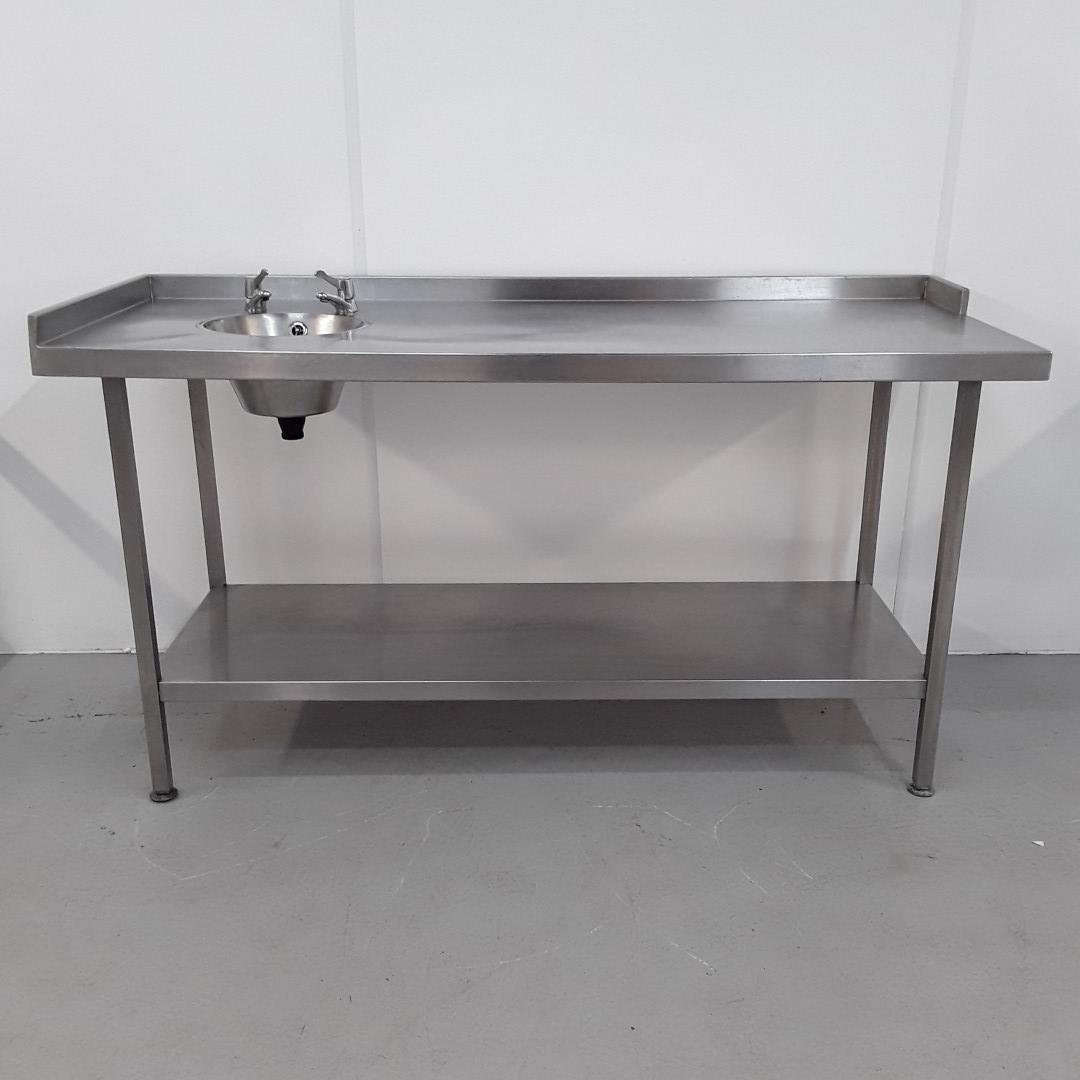 Used   Hand Sink Table For Sale