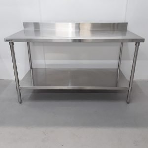 Ex Demo Imettos  Stainless Table For Sale