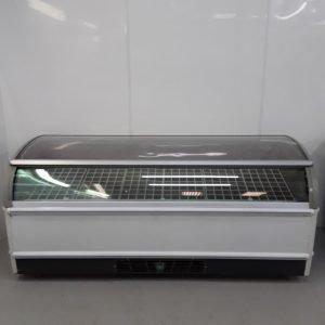 Used Novum 801L Display Chest Freezer For Sale