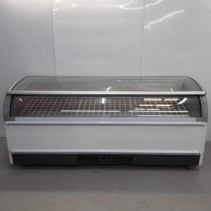 Used Novum 805L Display Chest Freezer For Sale