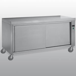 Brand New Heittox HC2-1800 Hot Cupboard For Sale