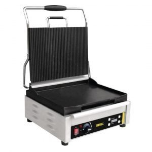 Brand New Buffalo L530 Contact Panini Grill For Sale