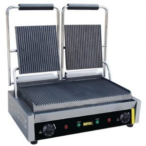Brand New Buffalo DM902 Contact Panini Grill For Sale