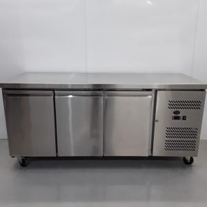 Used King L7200R Bench Fridge For Sale