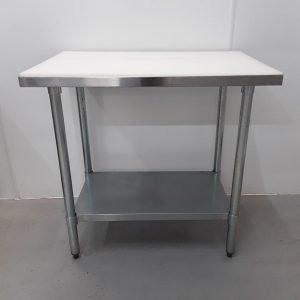 Used   Prep Table For Sale