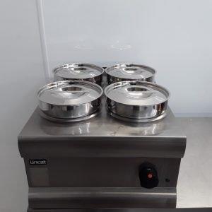 Used Lincat BS4 4 Pot Bain Marie Dry For Sale