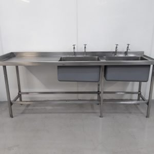 Used   Double Sink For Sale