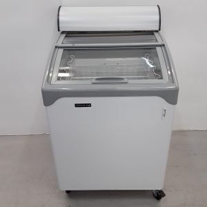 New B Grade Tefcold NIC100CP Display Freezer For Sale