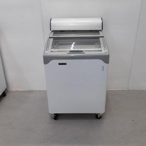 New B Grade Tefcold NIC100 Display Freezer For Sale