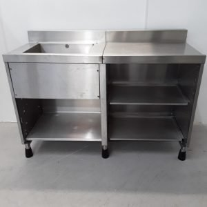 Used   Ice Well Sink For Sale
