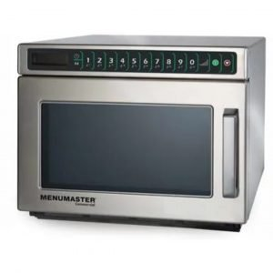 Brand New Menumaster MDC182 1800w Microwave For Sale