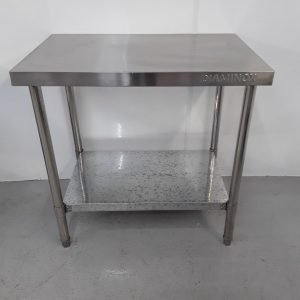 New B Grade Diaminox  Stainless Table For Sale