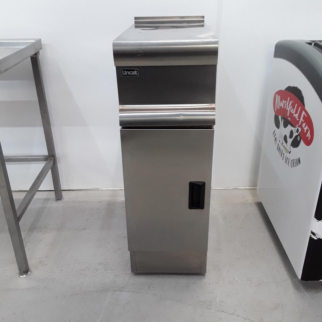 Used Lincat  Stainless Cabinet For Sale