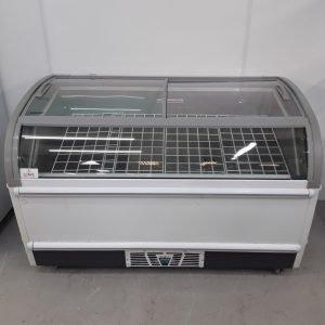 Used Novum 506SC Display Chest Freezer For Sale
