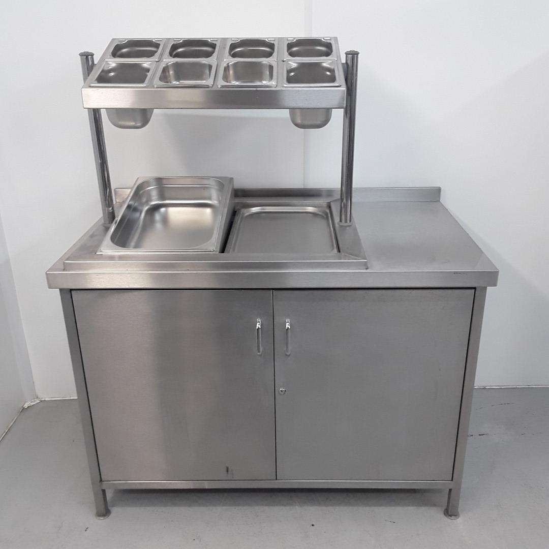 Used   Pizza Prep Station For Sale