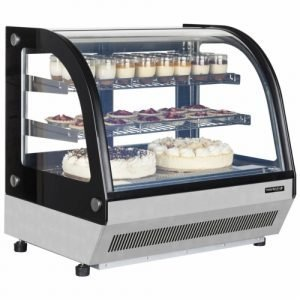 Brand New Interlevin LCT750C Display Fridge For Sale