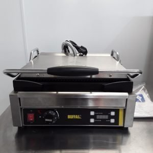 Ex Demo Buffalo L530 Contact Panini Grill For Sale