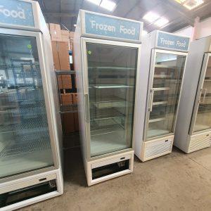Used ISA Tornado Used Display Freezer For Sale