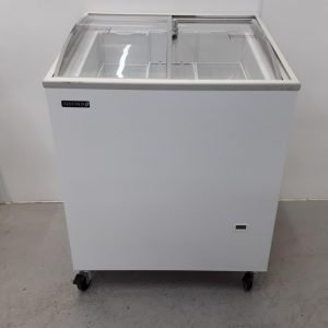 New B Grade Tefcold ICB200SCEB Ice Cream Freezer For Sale