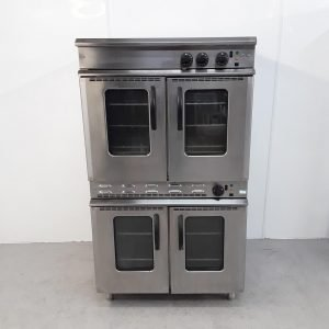 Used Moorwood Vulcan MV1OC90 Double Oven For Sale