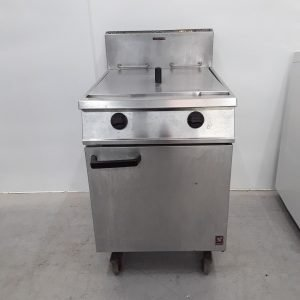Used Falcon  Double Fryer For Sale