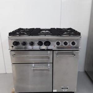 Used Falcon 900 5 Burner Range Cooker For Sale