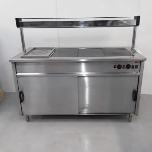 Used Moffat  Hot Cupboard Heated Gantry For Sale