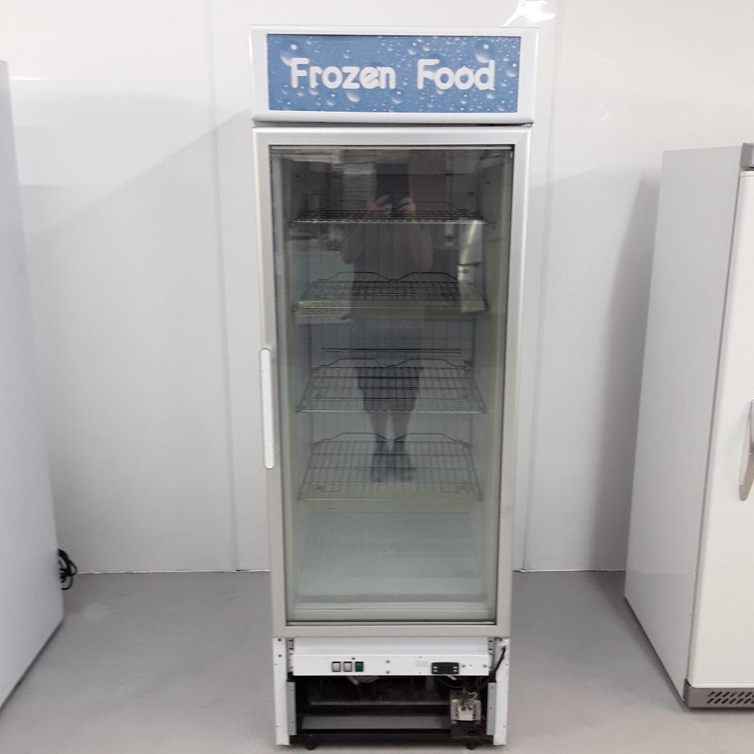 Used ISA Tornado Display Freezer For Sale