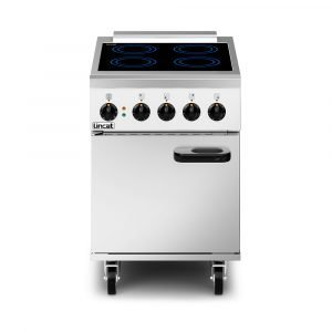 Brand New Lincat PHER02 4 Zone Induction Oven Range For Sale