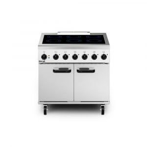 Brand New Lincat PHER01 6 Zone Induction Oven Range For Sale