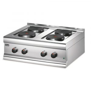 Brand New Lincat HT7 4 Plate Boiling Top Wide For Sale