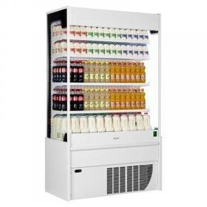 Brand New Framac Small 90 White Multideck For Sale