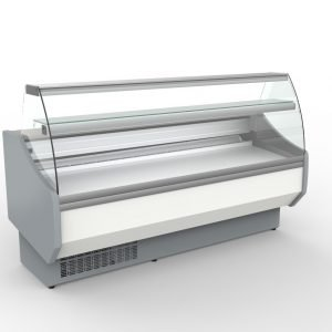Brand New Coreco CVED-8-20-C Curved Serveover For Sale