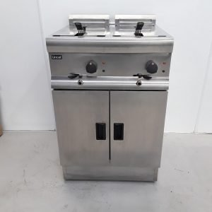Used Lincat DF66 Double Fryer For Sale