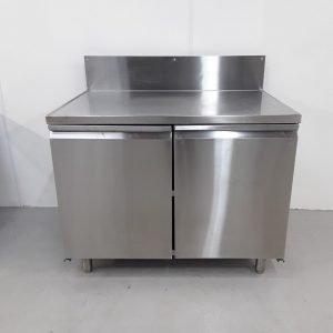 Used   Stainless Table Cabinet For Sale