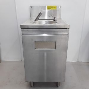 Used   Hand Sink Cabinet For Sale