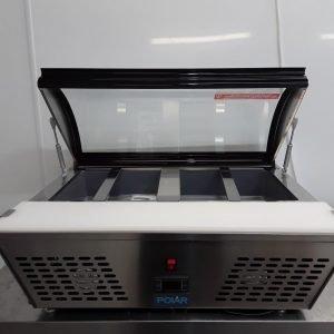 New B Grade Polar GL178 Display Chiller For Sale