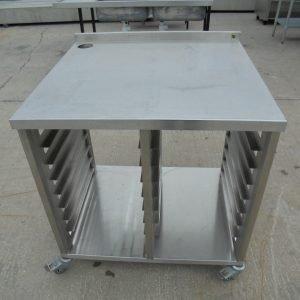 Stainless Steel Stand 92cmW x 87cmD x 95cmH